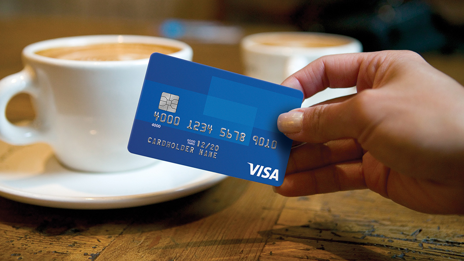 Visa - Chip Cards